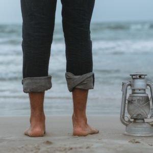 foot care feet beach