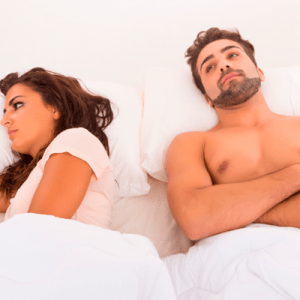 Delayed ejaculation can be very frustrating