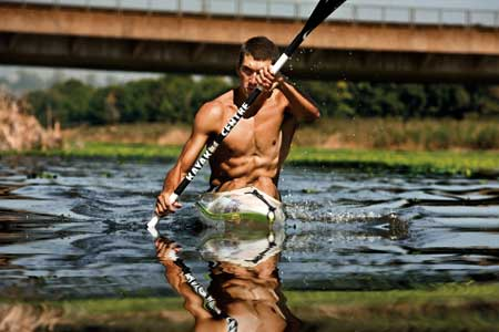 ask the experts, How Andy Birkett Trains Outdoors, Dusi, outdoor training, outdoor workouts, build muscle, how to build muscle