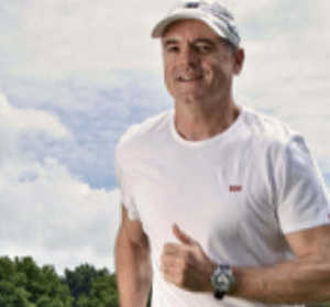 man who got fitter with age running