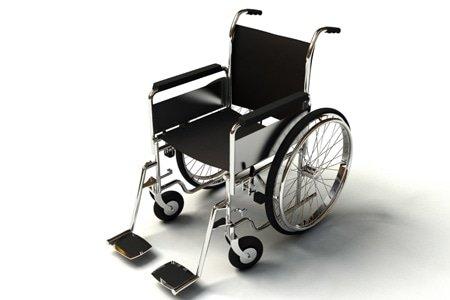 WheelChairWhite