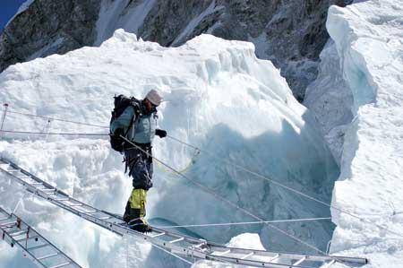 Alex Harris, How Alex Harris Trains Outdoors, Everest, explorer, outdoor training