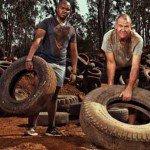 lose weight, weight loss, Belly Off Club, david de villiers, Tankiso Motsohi, Joe Geldenhuys