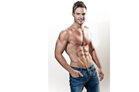 build muscle, men's health, Gregg Hammond, Cover Guy Search Winner