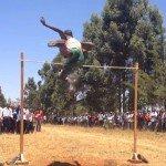 high jump, video, kenya, students, high jump video