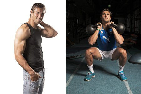 rugby, fitness, springbok, bulls, JJ Engelbrecht