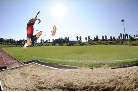 sport, Olympics, London 2012, Target Weakness Like Khotso Mokoena, Khotso Mokoena, long jump, athletics