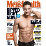 magazine, men's health, men's magazine, may issue, the vice issue, latest issue