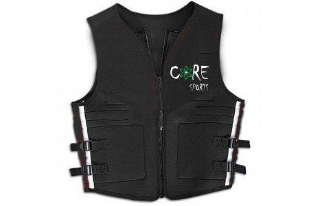The Ultimate Weighted Vest, weighted vest, core sports, Core Sports Plyometric Weight Vest, Mark Verstegen