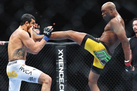 MMA Workout