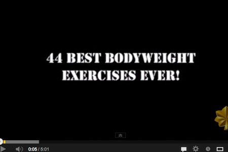 ripped, exercise, get huge, get ripped, guns, home workout, 44 Best Bodyweight Exercises Ever!, best body weight exercises, body weight