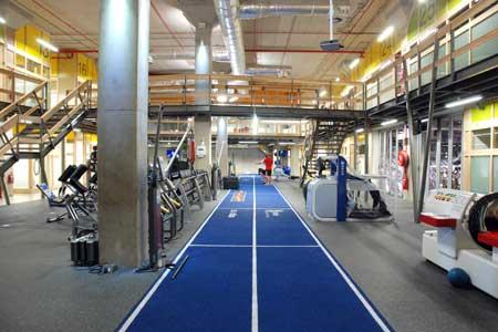 Durban, sports medicine, sports center, Richard Stretton, Koop Design