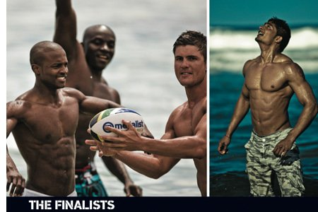 abs, Men's Health Cover Guy Search Finalists
