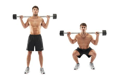 build muscle, men's health, body shop, The Ultimate 30s Workout