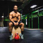 crossfit, rich froning jr, building muscle