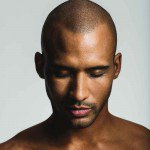 shaved head, handsome face, grooming, balding, beat balding, mens health, style