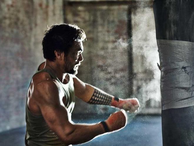 jason momoa, boxing, muscle