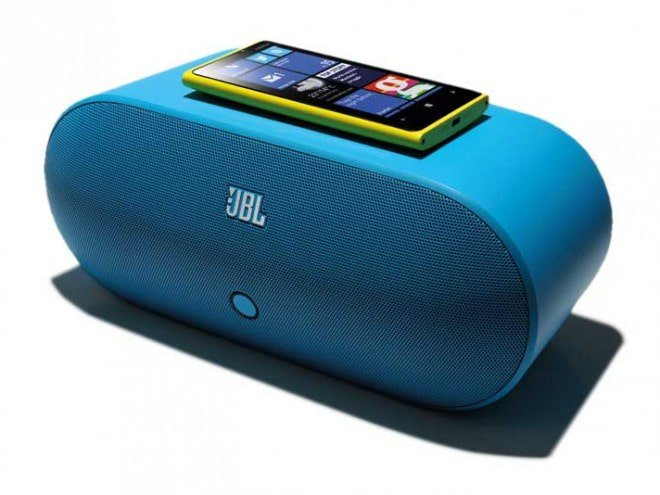 JBL Powerup, wireless speaker