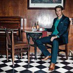 Chad Le Clos, style, fashion shoot, olympic swimmer