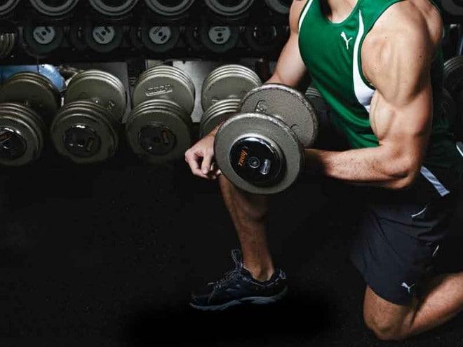 dumbbell workout, dumbbell exercises