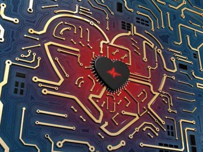 heart, circuitry, heart beat