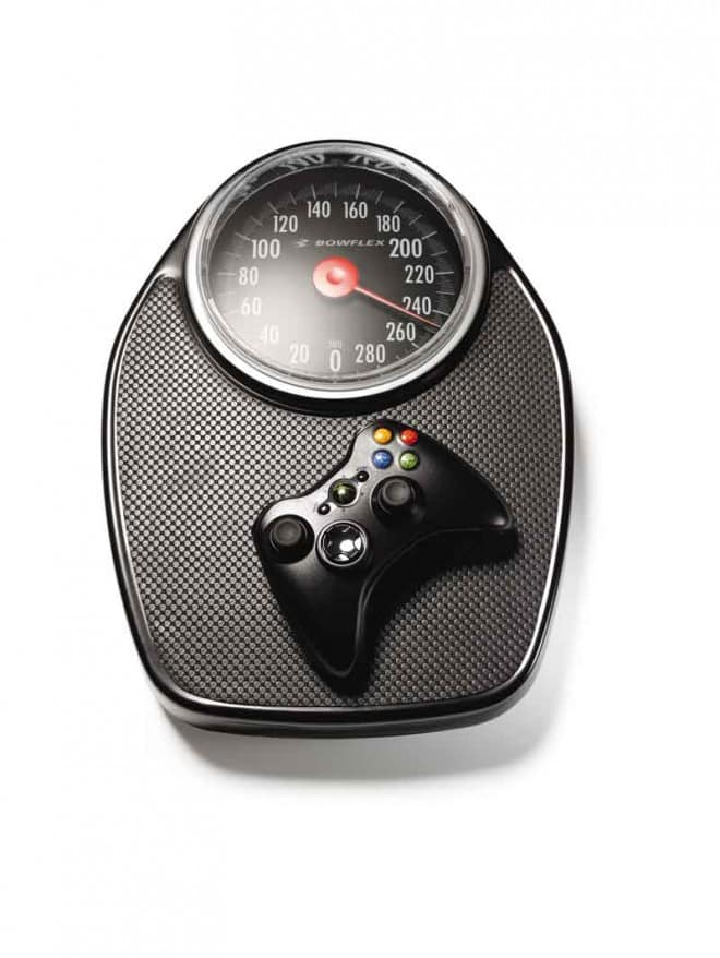 scale, game, weight, gaming, fat, weight loss, games