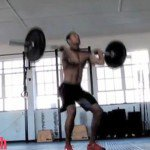 The Cape CrossFit Workout, workout, workout video, build muscle
