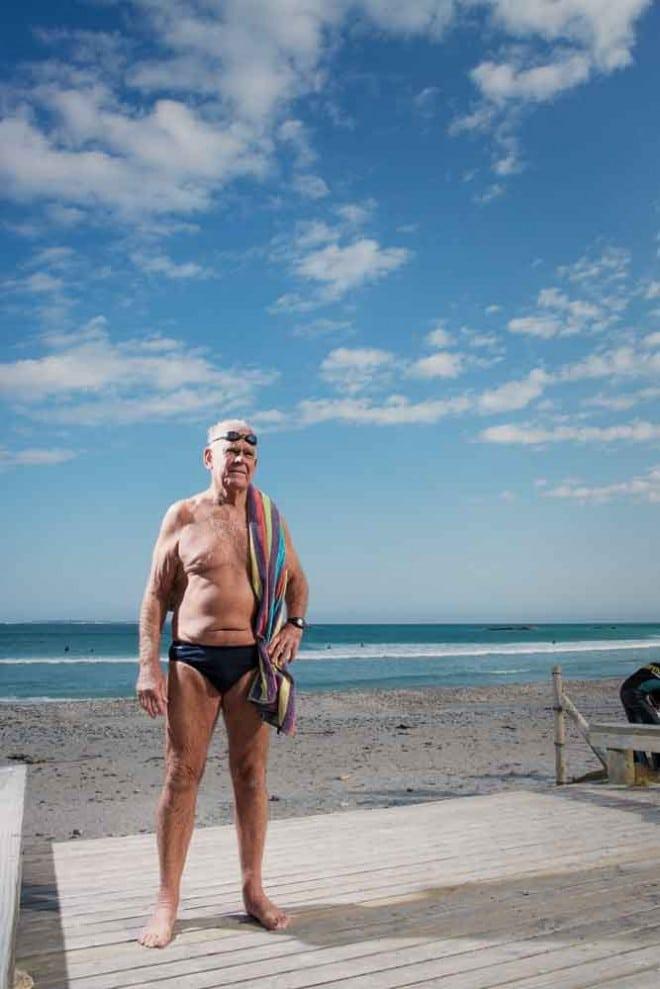 veteran swimmer, swimmer