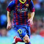 The Lionel Messi Workout, Lionel Messi, football, soccer, football tips, football workout