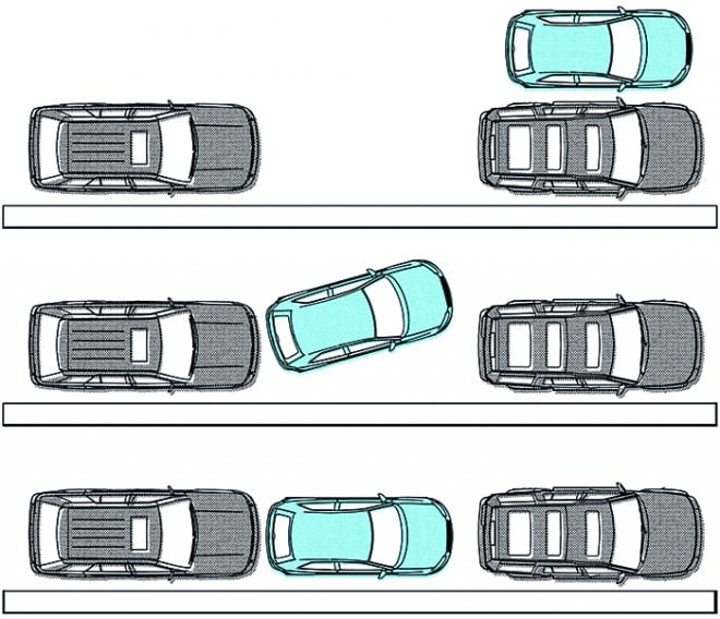 Parallel Park, how to parallel park, parallel parking, parking, driving, parallel parking for beginners, how to do everything better, guy wisdom