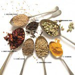 Everything You Need To Know About Spices, spices, mustard seeds, cloves, cardamom pods, dried chillies, cumin seeds, coriander seeds, turmeric, food, curry