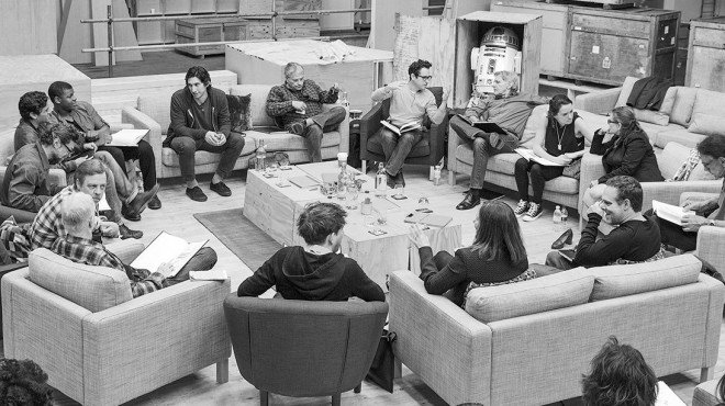 New Star Wars Crew
