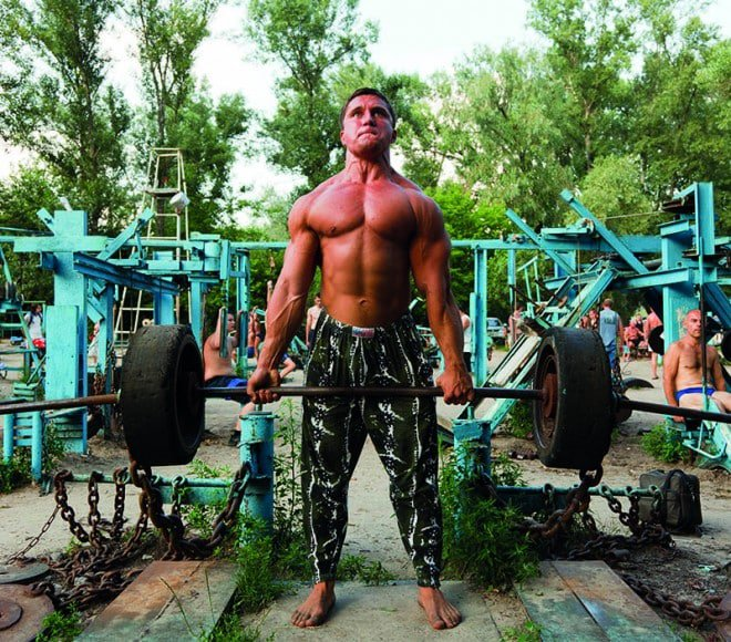 The Ultimate Outdoor Workout, Kiev's gym, outdoor gym, outdoor workouts, how to build muscle