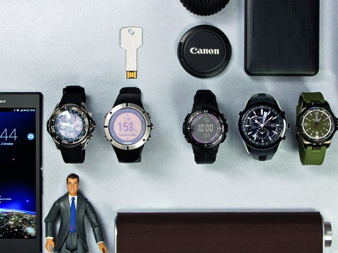 The Tech Lover's Watch Guide