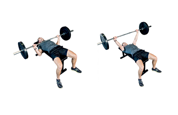 bench press perfect form