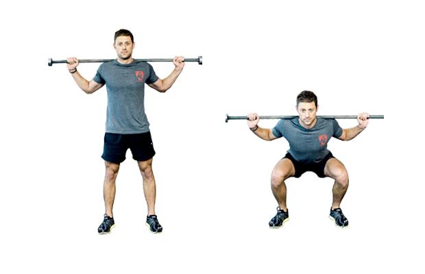 squat perfect form