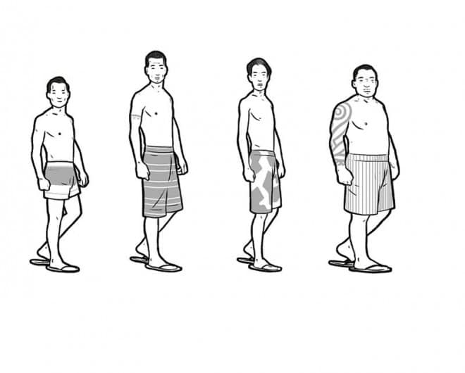best boardshorts for your body