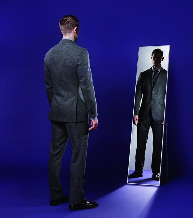 Mirror man