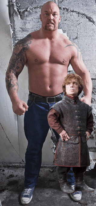 Tyrion v Mountain