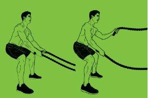 Battle Ropes 1