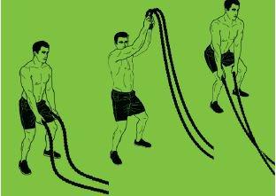 Battle Ropes 2