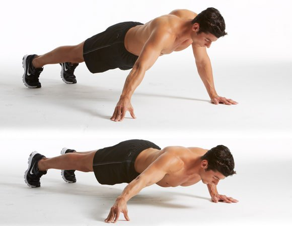 8-archer-pushup