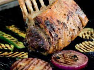 best-braai-recipes-ever-roast-rack-of-lamb-grilled-vegetables-and-basil-pesto