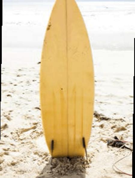 Surfboard 2