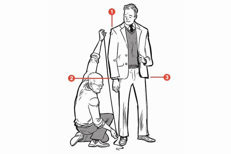 suit-measure