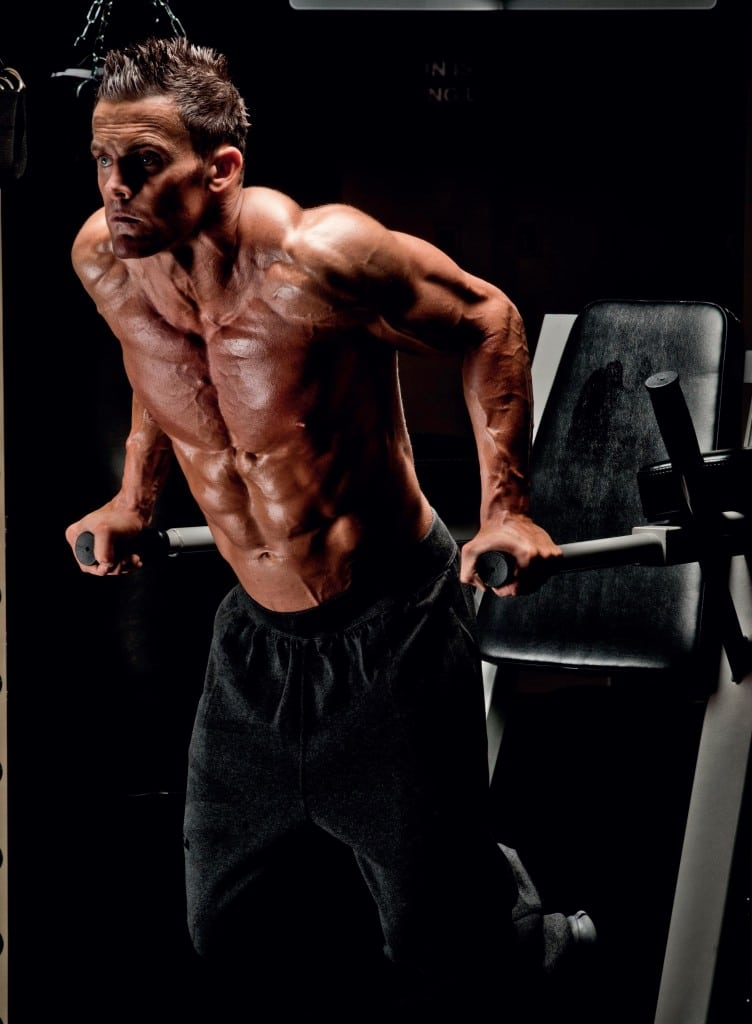 how to build big muscles without weights