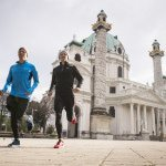 Wings for Life World Run Ambassadors Paul and Bernhard Sieber 2016 Austria