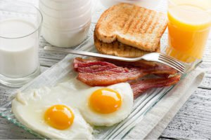 things-do-lose-weight-before-noon-protein-breakfast