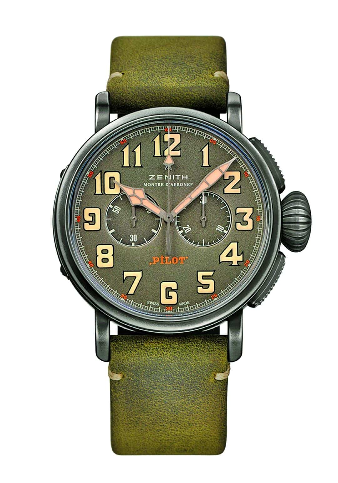 The Best 5 Pilot Watches To Be Your Ultimate Wingman