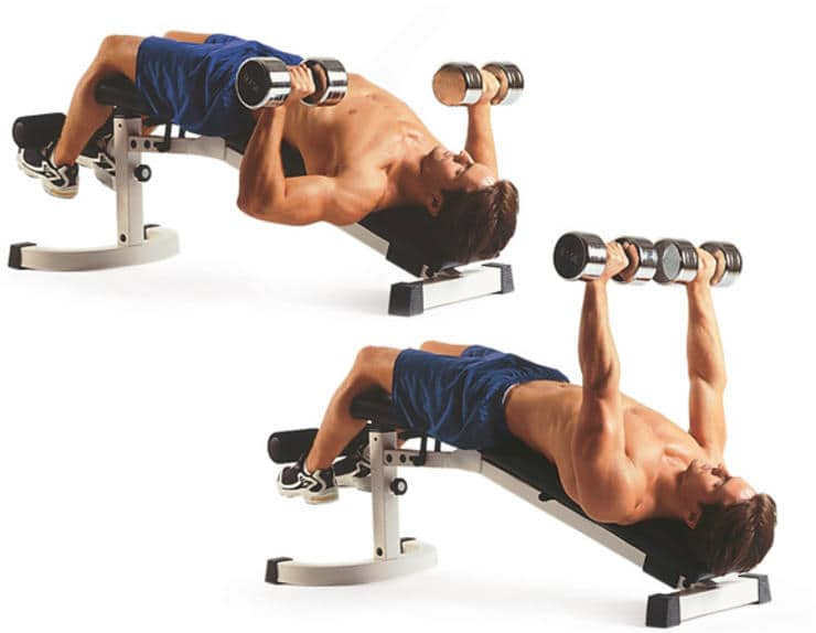 The 15 Best Exercises To Build Your Chest Men S Health